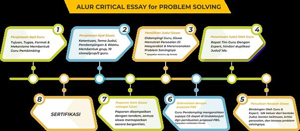 Critical Essay Flow